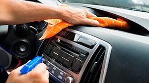 čištění automobilu Zábřeh