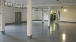 Úprava podlahy